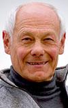 Portrait von  Hartmut Lauter